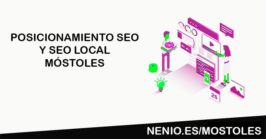 nenio.es Posicionamiento seo y seo local.